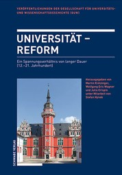 Universität – Reform Image 1